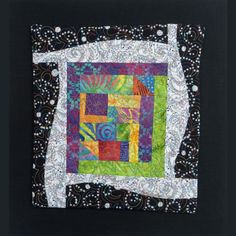 Cindy Grisdela Art Quilts | Jump for Joy - Cindy Grisdela Art Quilts