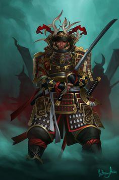 datant Samurai épées