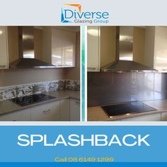 We make sure that we cover every detail when installing glass splashbacks. ☝️  We are able to service areas in the Western Australia area. Call or message us if you have any questions.💯   #glass #glazing #westernaustralia #perth #offices #bathroom #homedesign #business #hotels #glassperth