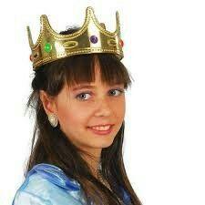 Corona para niña o niño