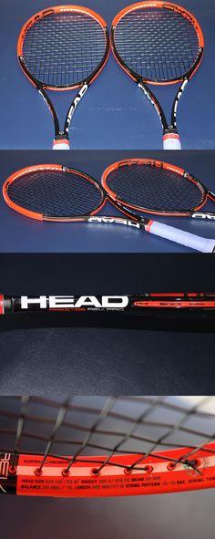 Racquets 20871: Head Graphene Prestige Rev Pro Tennis Racquets , 4 1 4 Grip, Babolat Rpm 17 -> BUY IT NOW ONLY: $60 on eBay!