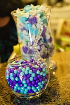 Candy Crate : Monsters Inc First Birthday Party for Dax!
