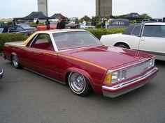 1979 Chevy El Camino Lowrider, Cool Old Cars, Chevrolet Malibu, Kustom, Chevy Trucks, Custom Cars, Classic Cars, Vehicles, Mazda