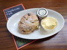 5 out of 5 for the perfect Charlecote Park scone!