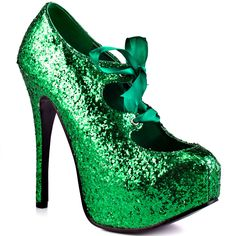 "Bordello's Green Sin City - for my ariel ""halloween costume"""
