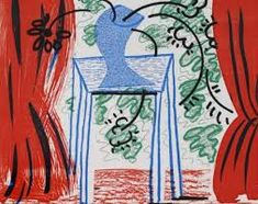 Image result for david hockney still lifes