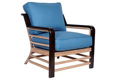 Brickell Lounge Chair on OneKingsLane.com