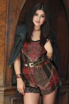 Photos : Kendall Et Kylie Jenner : Un Shooting Bohème En Famille Pour Pacsun !