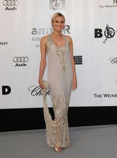 Best Diane Kruger Red Carpet Dresses | POPSUGAR Fashion