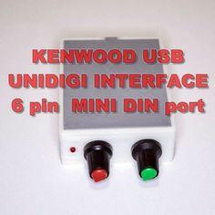 Kenwood-Digi-Interface-with-PTT-PSK-PSK31-FT8-SSTV-TS-480-TM-D700-TM-V7