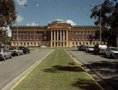 This is UQ Herston. It is UQ's core campus for clinical health teaching and research.