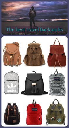 24d02b7c582f Best Travel Backpacks For Europe • Our Top Picks to Save Your Back 2019