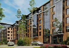 Facade Design, House Design, Building Facade, Facade Architecture, Home Design Plans, Condominium, Garden Projects, Townhouse, Exterior