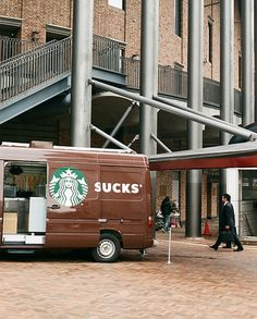 Starbucks Ad Fail