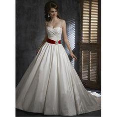 Love this wedding dress..this is where I got my wedding dress idea