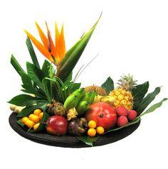 Buah Vegetable Bouquet, Fruit Gifts, Christmas Hamper, Edible Arrangements, Fruits Basket, Samara, Ikebana, Fruits And Vegetables, Harvest