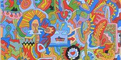 """Γεράσιμος Στέρης (1898-1987): """"Ηρωϊκό"""", λάδι σε χαρτόνι    Σπάνια έργα Τέχνης του  19 ου  και 20 ου  αιώνα  σημαντικών Ελλήνων εικαστι... Turin, Illustration, Blog, Painting, Artists, Painting Art, Blogging, Paintings, Illustrations"""