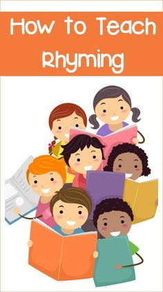 How to Teach Rhyming in Preschool and Kindergarten - 5 important things to remember