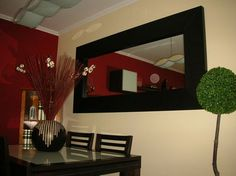 espejos decorativos para comedor - Buscar con Google