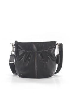 06dbc8cf1f Coach Leather Crossbody Bag  Size NA Black Women s Bags -  130.99 Black  Leather Crossbody Bag