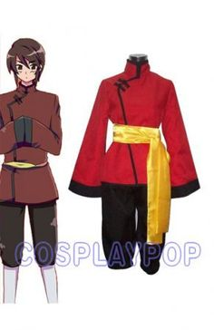 Hetalia Hongkong Costume for Cosplay [C20062] - $95.00 : Shops Cheap Cosplay Costumes Online From Cosplaypop.com