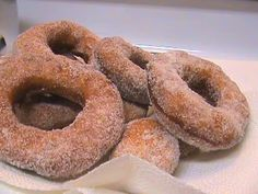 Yummy and Easy Homemade Donuts