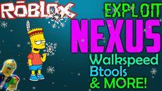 Roblox Exploit / Hack: NEXUS | New/Working | [ Walkspeed, Btools& MORE! ]
