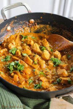 Super quick fish curry. Eatgood4life.com