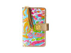 Lilly Pulitzer Main Squeeze Phone Wristlet
