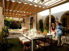 Whether seeking solitude or a great place for entertaining, find inspiration in these outdoor spaces.