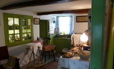 Kitchen in Clovelly