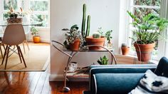 10 Ways To Bring #Zen Into Your #Home (Without Turning It Into A #Yoga Studio) Like shabby chic and industrial modern, Zen decor is one of those design trends that can easily feel cliché. The faux-ancient statues, indoor fountains, orchids, and minimalist decor have the unfortunate effect of making interiors look like the inside of a spa. If you want to create a peaceful vibe in your home, there are a few ways to