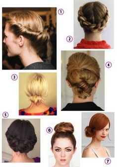 Look of the Week: Seven Easy DIY Hair Tutorials | 7x7