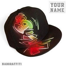 89 2020 Best Custom Graffiti Airbrushed Snapback Hats & Caps