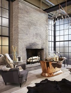 interior design warehouse - 1000+ images about he Warehouse Look on Pinterest Industrial ...