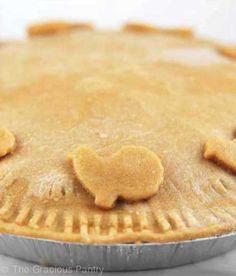 Clean Eating Pie Crust