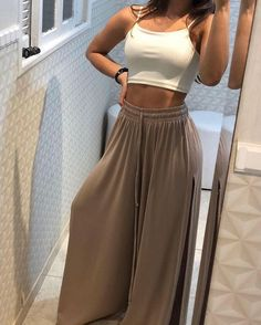 Boho Outfits, Stylish Outfits, Summer Outfits, Girl Outfits, Fashion Outfits, Womens Fashion, Mode Ootd, Mode Hijab, Women's Summer Fashion