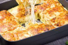 Простое и оригинальное блюдо для сытного ужина: блинная запеканка с курицей. – БУДЬ В ТЕМЕ