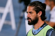 Oval Face Men, Oval Faces, Beard Styles For Men, Hair And Beard Styles, Long Hair Styles, Isco Alarcon, Lace Dress Styles, Real Madrid Players, Soccer Stars