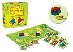 Pędzące żółwie - super gra dla dzieci i z dziećmi :)