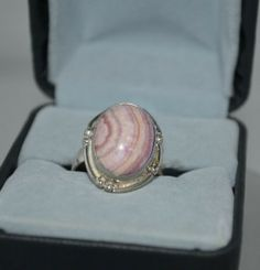 Uploaded image Ring_Rhodachrosite_1.JPGhttp://auctionclique.com/?auction=ring-rhodochrosite