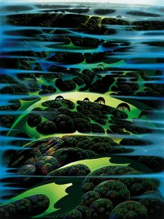 As Far As I Could See - Eyvind Earle - Gallery 21