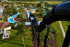 Summer Waves Water Park on Jekyll Island {the next island over from where my parents live on St Simons Island}