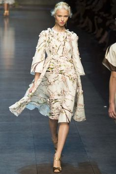 Dolce & Gabbana ready-to-wear spring/summer '14