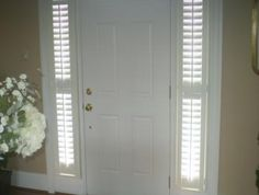 Plantation Shutters $19.99 sq. ft.
