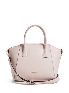 Isabeau Medium Satchel | shop.GUESS.com