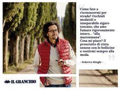 Style is freedom! Maglia 16433 #IlGranchio #Freewear