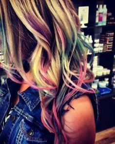 Cotton Candy Pink Hair Chalk  Hair Chalking by SexyHairChalk, $1.68