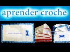 Aprender Croche - Dicas e vídeo-aulas em crochê grátis