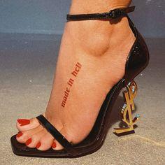 tattoos red ink quote \ tattoos red ink & tattoos red & tattoos red dragon & tattoos red and black & tattoos red ink small & tattoos red small & tattoos red ink quote & tattoos red and blue Wörter Tattoos, Red Ink Tattoos, Dainty Tattoos, Dope Tattoos, Mini Tattoos, Unique Tattoos, Sleeve Tattoos, Tatoos, Arabic Tattoos